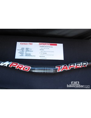 Answer's new ProTaper 780 carbon bar