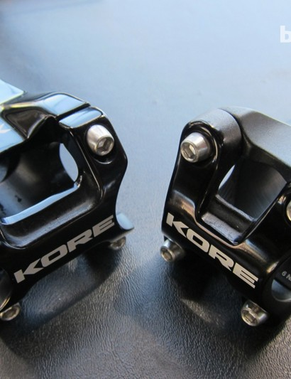 Each of the 3D forged stems costs just $60