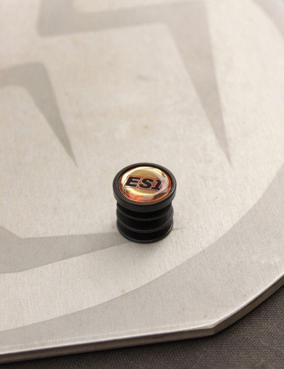 Along with the new 'custom' grips, ESI have redesigned their end caps