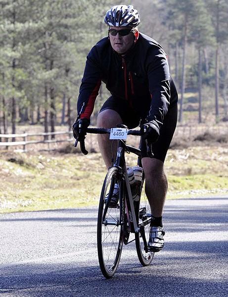Will Fripp of Team BikeRadar Madison