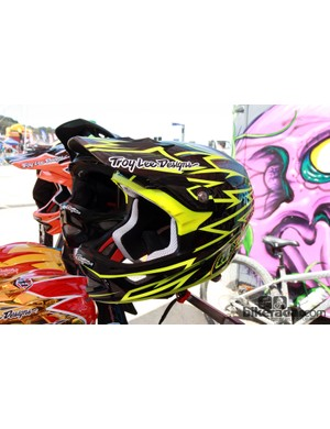 Troy Lee Designs' helmets continue to be highly sought after