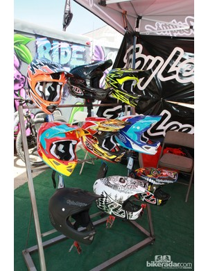 Troy Lee Designs have perhaps the widest range of full-face helmet designs on the market