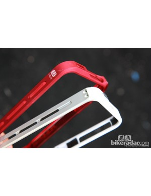 Element Case's Vapor Pro and Vapor Comp cases boast machined aluminum and polycarbonate construction along with soft polymer inserts for extra grip