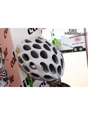 Catlike's iconic Whisper Plus helmet still boasts one of the most unique looks in the industry