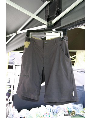 Club Ride's Days2 shorts incorporates plenty of storage into a stretch nylon shell plus a removable Coolmax chamois