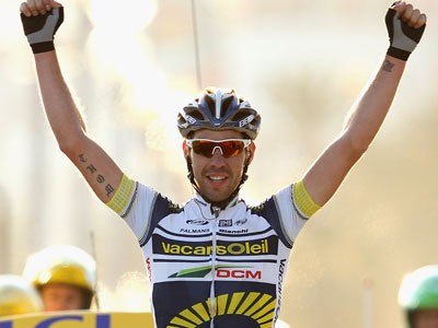 Thomas De Gendt wiill feature in Vacansoleil's Giro line up