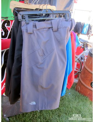 The North Face's Chainring shorts include thigh vents, a waist cinch and an
