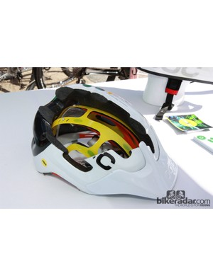 POC's new MIPS-equipped helmet adds a slick mid-layer that protects your brain from dangerous twisting and shear forces