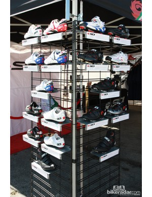 Gee, I really want to get a pair of Sidi shoes but what size do I need?