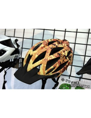 THE previewed their new Draco cross-country helmet at Sea Otter