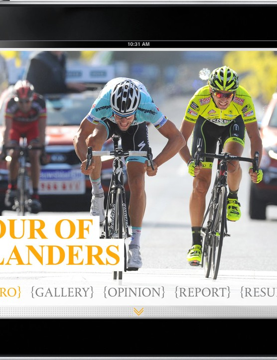 The sharpest photography of key events and riders
