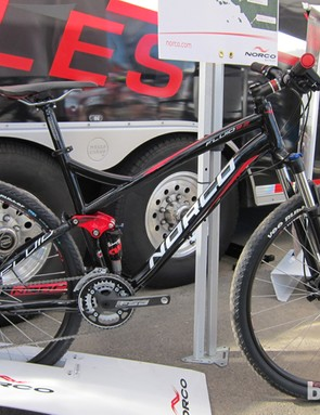 Norco's Fluid range brings the ART suspension system down to the sub-$2,000 range