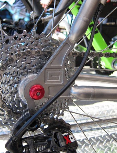 Laser cut dropouts from Lynskey