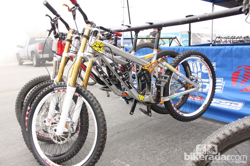 KHS say they'll be on prototype DH650b bikes in less than two months