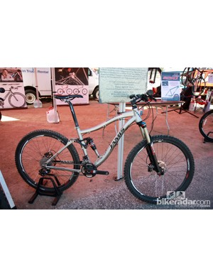 Jamis were among the first to offer 650b-wheeled bikes and now get to say,