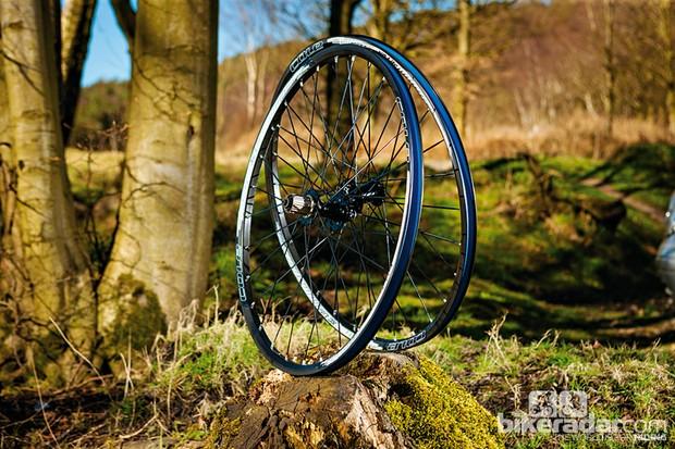 Cole Brontes XC Lite wheels
