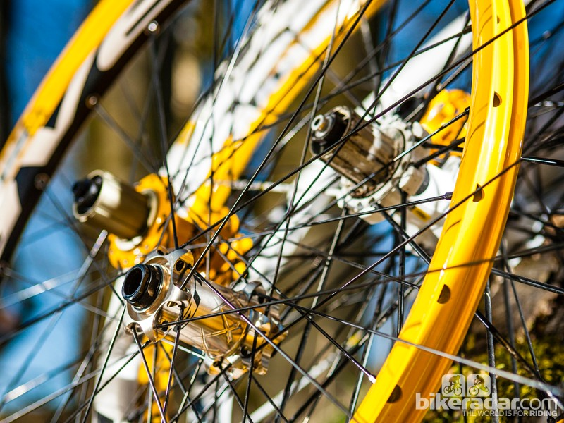 Buyer's guide to mountain bike wheels
