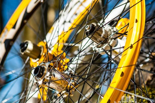 Buyer's guide to mountain bike wheels