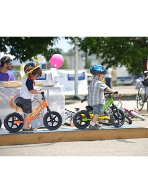 RMBF offers bike-related activities for the entire family