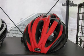Bell's new Gage was launched on the heads of the BMC team at the classics