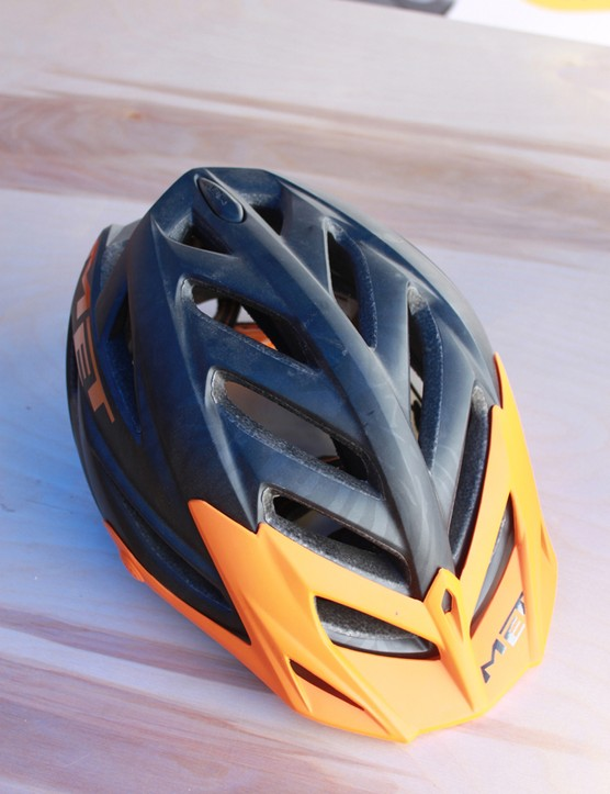 Terra is MET's $89 mountain helmet