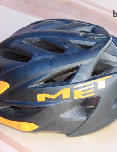 MET's budget helmets come with a radially adjustable retention system and non-allergenic foam padding
