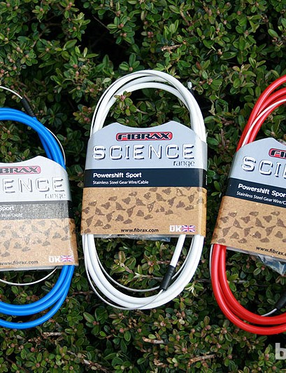 Fibrax Science gear cable range