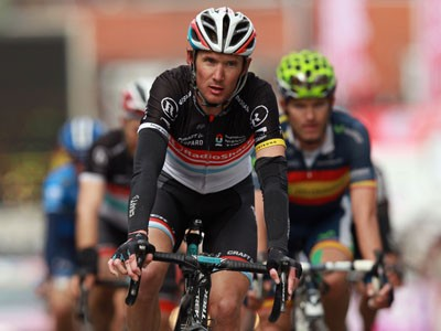 Frank Schleck will be one of RadioShack's key men during the Giro