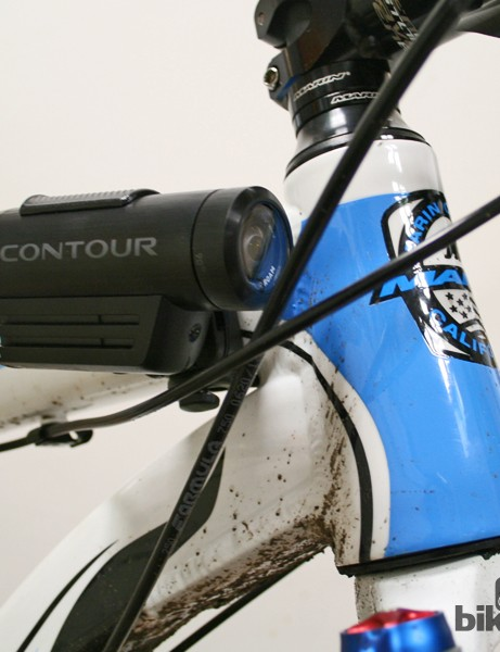 Top tube, seatpost, handlebar... the Flex Strap Mount will attach to all kinds of tubes