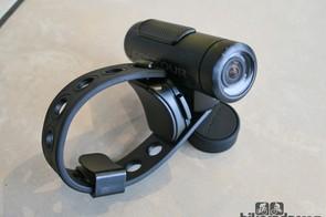 ContourROAM camera with the Flex Strap Mount attached