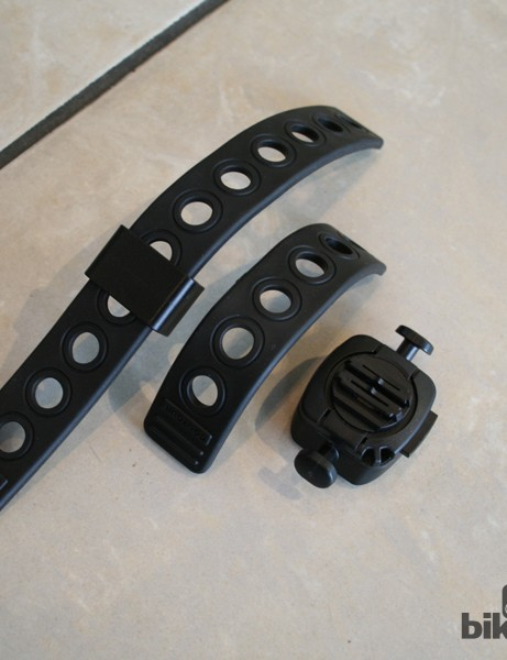 The Flex Strap Mount comes with a choice of two different length straps