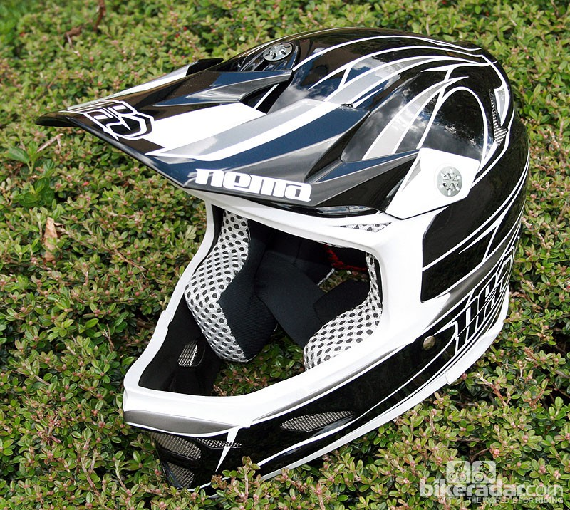 The Player full-face is made for Nema by Kabuto