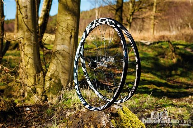 Easton Haven mountain bike wheelset