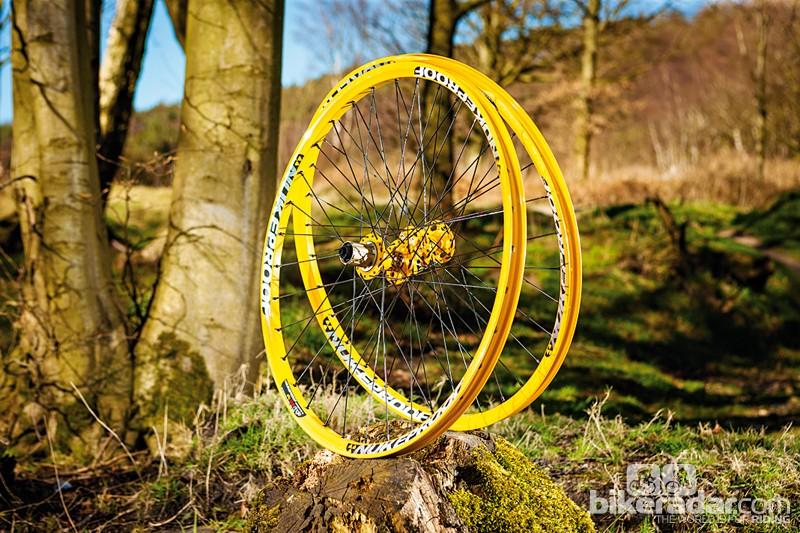 Nukeproof Generator Race mountain bike wheelset