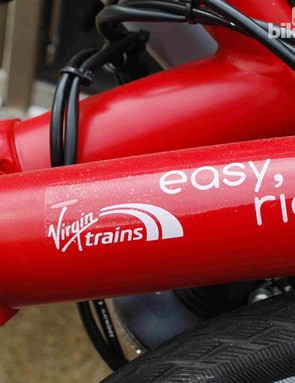 The scheme is sponsored by Virgin Trains