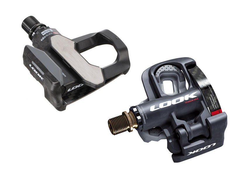 The Look Keo Blade Carbon/Ti axle pedals can be yours for £189