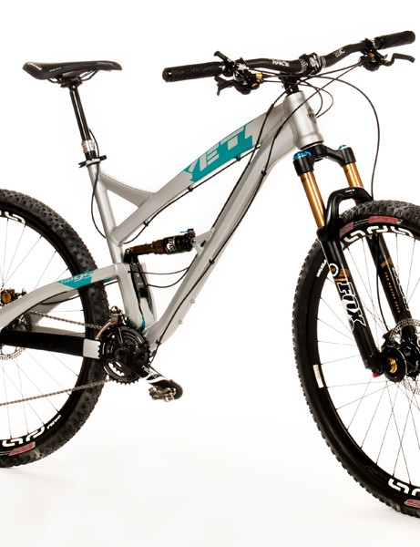 Yeti's SB-95 29er has gone into production