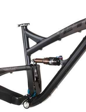 The Yeti SB-95 is available as a frameset or complete bike