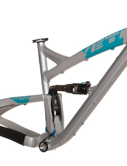 The Yeti SB-95 comes with a choice of colour schemes