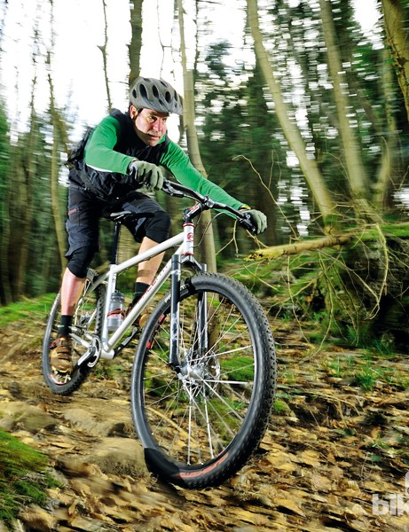 We've been running 650b rims on a Pacenti hardtail for a while now