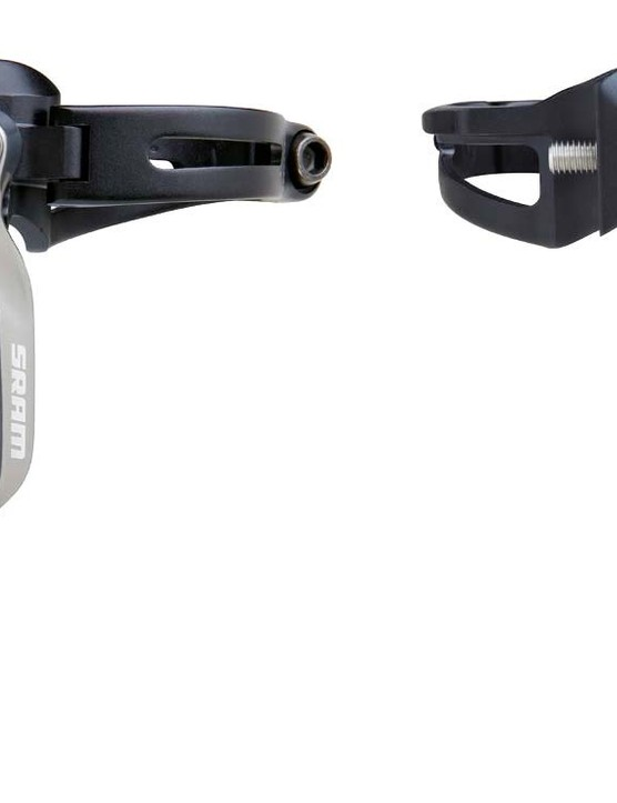 SRAM's new Chain Spotter, with clamp