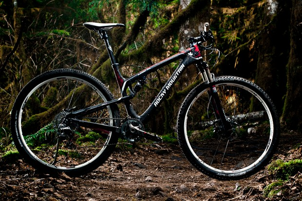 The Element 29 RSL is Rocky Mountain's first carbon 29er
