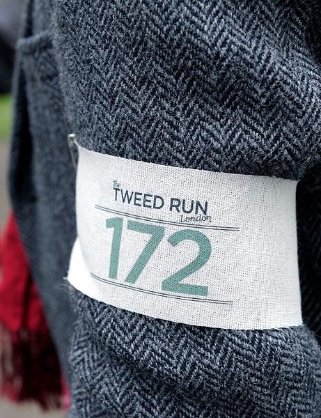 London Tweed Run