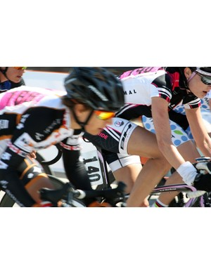 Women spending lots of time on bikes with racing saddles are most at risk