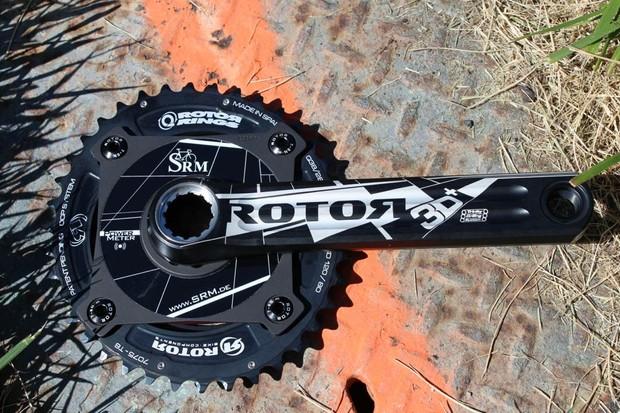 Rotor 3D+ MTB Double SRM