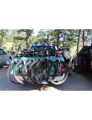 A smattering of bikes that cost less than US$1,000