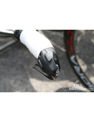 Campy Tech Lab shifters for the cowhorns