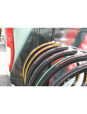 Vittoria have good racing tyres for any situation
