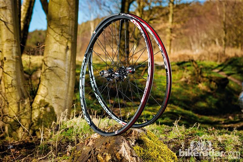 Fulcrum Red Power XL wheelset