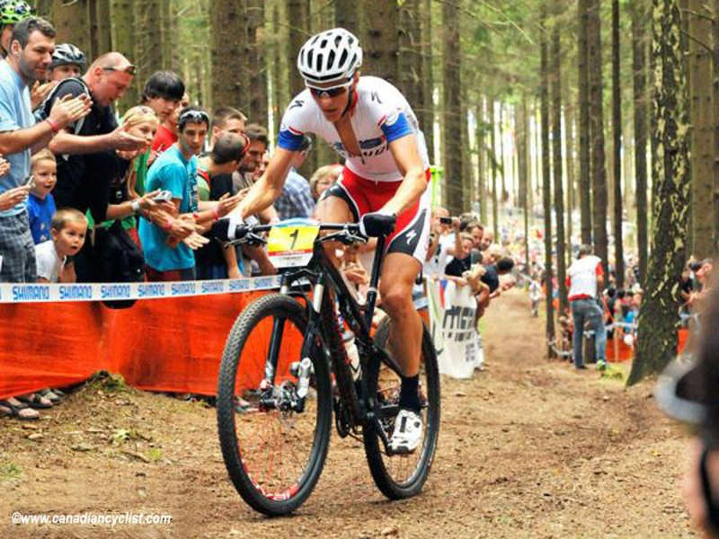 Jaroslav Kulhavy (Specialized) was the 2011 winner on this course